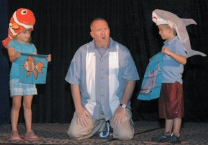 Performance at KIDabra International Childrens Conference 2008